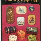 Vintage The Basics Of Decoupage Craft Book By Sally Lutz 1970