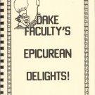 Regional Dake Faculty's Epicurean Delights Cookbook School New York
