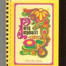 Party Potpourri Cookbook Junior League Memphis 0960422218