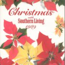 Christmas With Southern Living 1989 0848707435