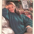 Trendy Trio Sweaters To Crochet By Donna Scully Leisure Arts 2751