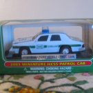 2003 Miniature Hess Patrol Car Complete With Box
