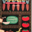 Appliquilt Craft Book By Tonee White Applique & Quilting With Pattern  1564770524