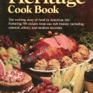 Better Homes & Gardens Heritage Cookbook Vintage First Edition  0696007606