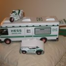 Hess 1998 Recreation Van With Dune Buggy & Motorcycle Complete With Box Never Used