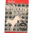 Vintage This Week In Los Angeles Democrat National Convention 1960