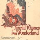 Vintage Tuneful Rhymes From Wonderland By C.W. Krogmann Op. 143  Willis Company