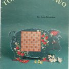 Tole Green Two By Annie Richardson With Pattern Sheet