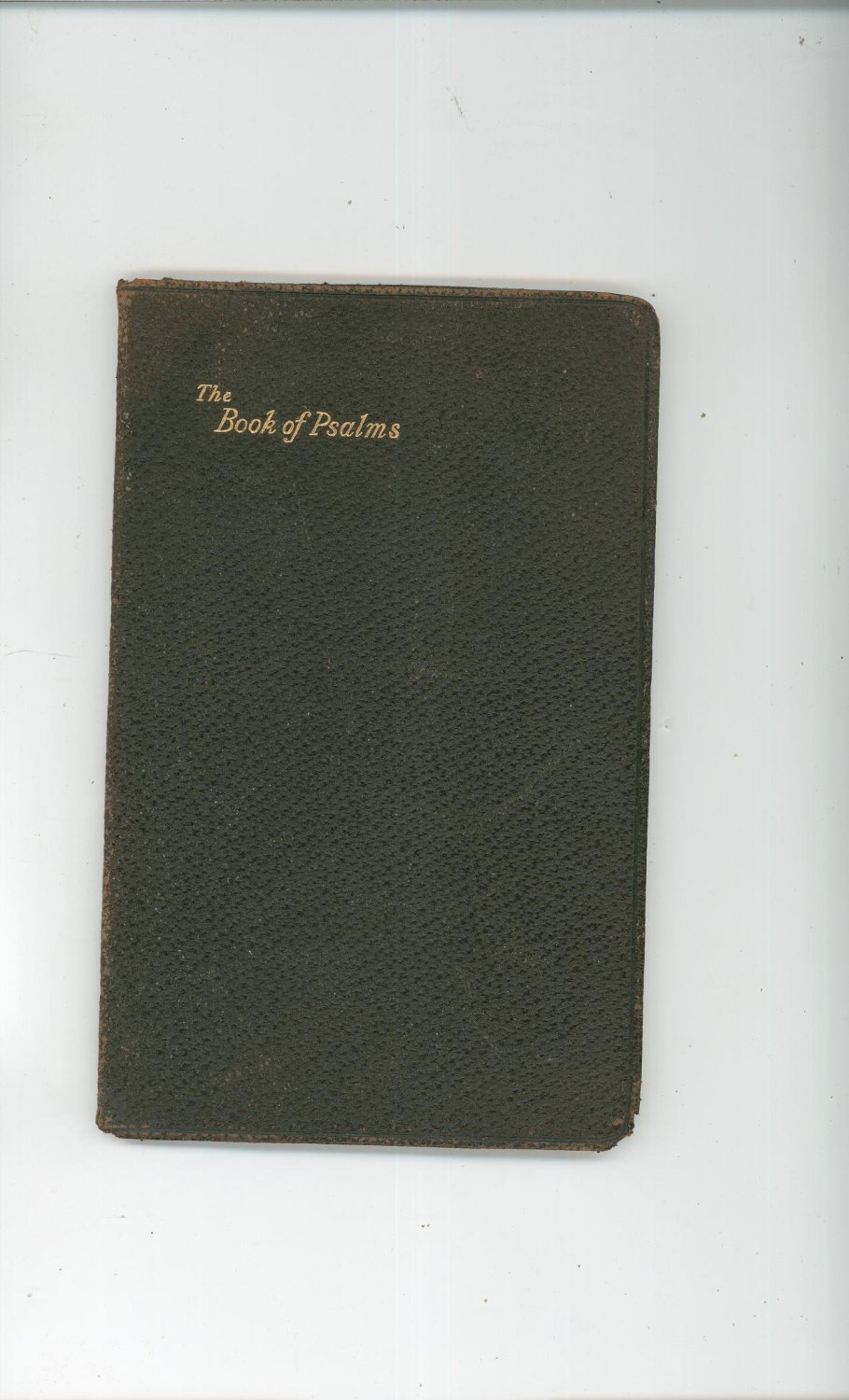 Vintage The Book Of Psalms Nelson's Series Norwood Press