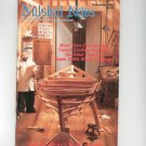 Nutshell News Complete Miniatures Hobbyist Magazine Back Issue November 1986 Craft