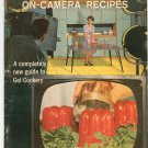Knox On Camera Recipe Book Vintage A Completely New Guide To Gel-Cookery Knox Gelatine Cookbook