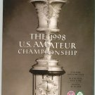 The 1998 U.S. Amateur Championship Souvenir Program Oak Hill Country Club Rochester NY Golf