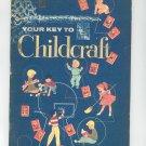 Vintage Your Key To Childcraft 1955 Field Enterprises