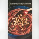 Diamond Walnut Recipe Favorites Cookbook