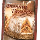 Better Homes And Gardens Best Ever Holiday Desserts Cookbook 0696208148