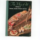 Vintage The New Art Cookbook General Electric Kitchen Institute 1936