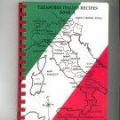 Treasured Italian Recipes Book II Cookbook Rotary Club East Rochester NY 0962762016