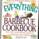 The Everything Barbecue Cookbook By Dale Irvin & Jennifer Jenkins 1580623166
