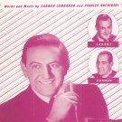 Vintage Powder Your Face With Sunshine Smile Sheet Music Lombardo Music  Inc.