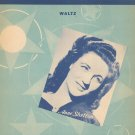 Vintage Whose Girl Are You Waltz Sheet Music W.H. Sajewski Music & Publishing