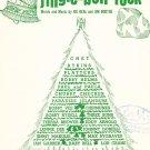 Vintage Jingle Bell Rock Sheet Music Rosarita Music Inc.