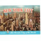 Vintage Souvenir New York City Travel Guide 1953 The Wonder City Of The World