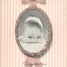 Vintage Congratulations A Magazine For Mothers 1942