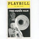 Playbill The Music Man Neil Simon Theatre Souvenir Program 2001