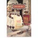 Cook With Love Cookbook Amaretto di Saronno Liqueur  Vintage