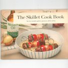 Vintage The Skillet Cook Book Cookbook Advertising Wesson Oil Vintage Item