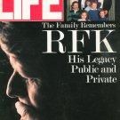 Life Magazine Back Issue June 1988 Robert F Kennedy