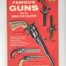 Vintage Famous Guns From The Harolds Club Collection Fawcett 518 1962