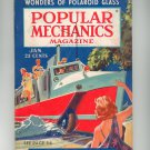 Vintage Popular Mechanics Magazine January 1940 Wonders Of Polaroid Glass