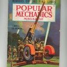 Vintage Popular Mechanics Magazine December 1938 Heros Of The Fire Lines