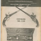 Norm Flayderman & Co. Catalog Number 110 Military & Nautical