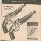 Norm Flayderman & Co. Catalog Number 111 Military & Nautical