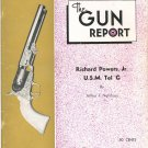 The Gun Report November 1972 Richard Powers Jr. U.S.M. Tel 'G A. Nehrbass