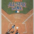 Souvenir 1992 San Diego Padres All Star Game Gameday Program Official