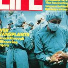 Life Magazine September 1982 Liver Transplants Breakthrough Back Issue
