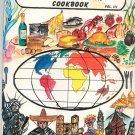 Regional Folk Fair 1981 Spiffs Souvenir Cookbook Vol. III  Florida