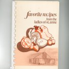 Regional Favorite Recipes From The Ladies Of St. Anne Cookbook New York Church