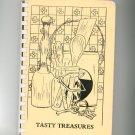 Regional Tasty Treasures Cookbook Bethlehem Chapter 634 O.E.S. Order Eastern Star New York