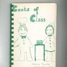 Regional Cooks Of Class Cookbook Klem School Webster New York
