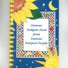 Regional Famous Tailgate Food Cookbook Fairport Cheerleading Club New York