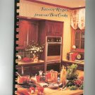 Regional Favorite Recipes from Our Best Cooks Cookbook St. Thomas Moore Church Maryland