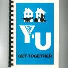 Regional YMCA WEIU Y U Get Together Cookbook New York 1979