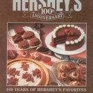Hershey's 100th Anniversary Cookbook Hersheys Favorites Hard Cover First Edition 0785331646
