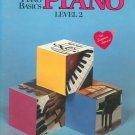 Bastien Piano Basics Piano Level 2 Music Book WP202 0849752671