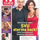 TV Guide Back Issue April 21-27 2008 SVU Storms Back Grey's Lost CSI