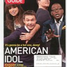 TV Guide Back Issue January 14-20 2008 American Idol